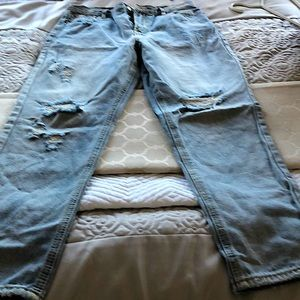 Ardene Mom jeans, NWT, size 7, straight leg